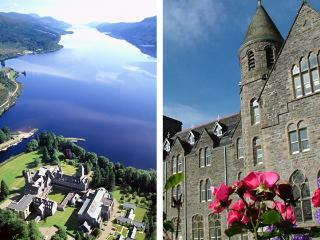 LOCH NESS Luxury Apartment MoatHouse No.9, Fort Augustus