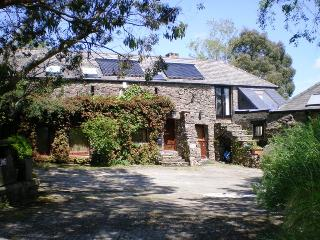 Longbow Barns, Upper, first floor apartment, Dartmouth, Devon, UK.