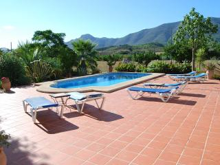 Casa Los Naranjos - Sleeps 6, totally private, Murla