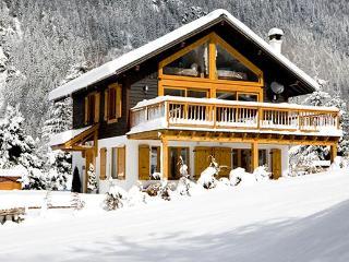 Chalet La Moraine - A Luxury Chalet in Chamonix