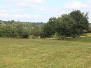 The view across the Great Tew Estate