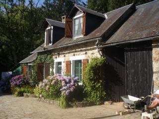 Le Cheyron, Chamberet