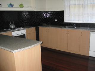 Spacious, modern kitchen