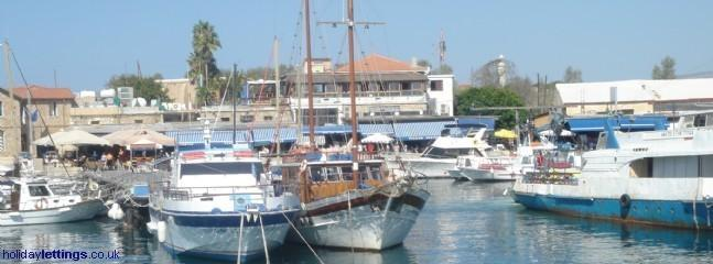Enjoy a cruise or  hire a speed boat all available in the Pafos harbour (15km from the villa)