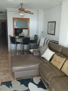 lounge dinning area