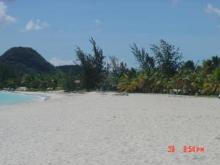 One of the Beaches at Jolly Harbour