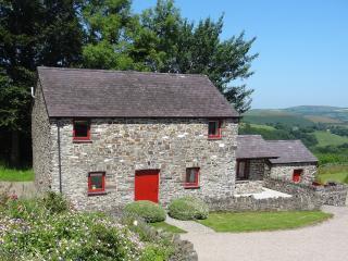 Treberfedd Farm - Granary, Aberaeron