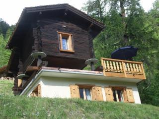 Chalet Cuckoo. Near  St Luc, Zinal, Grimentz,  Verbier and Zermatt,