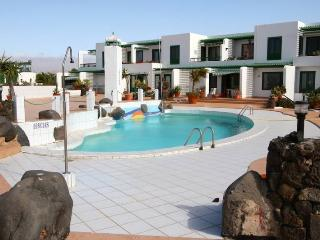Las Cucharas apartments, Costa Teguise