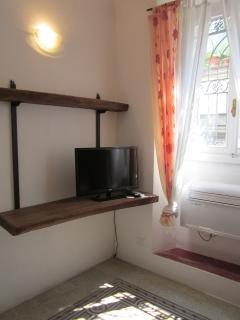 the tv corner