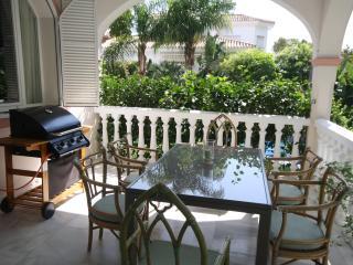 Luxury Beachside Villa, El Presidente