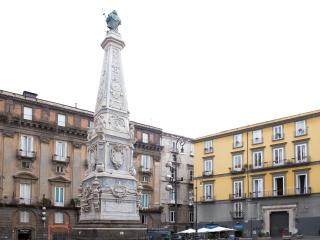 Domus Decumana, Nápoles