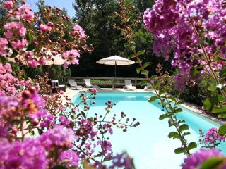 Sarlat villa Vézac, piscine ,Spa, sauna, jardin