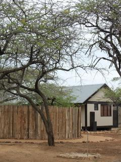 Boma and bedroom