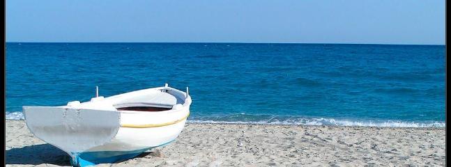 Beach Marina di Caulonia