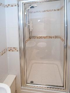shower room with Mira shower