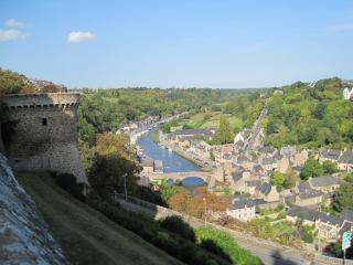 """""""A place of beauty and peace"""" Dinan Tourist Office approved Holiday Cottage"""