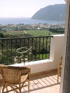 Each bedroom has  a private balcony or patio with fabulous sea views.