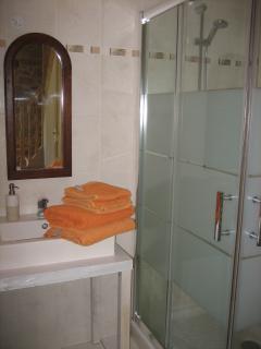 La Cave - la salle de bain