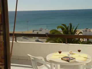Enjoy a glass of wine, a book with this wonderful sea view
