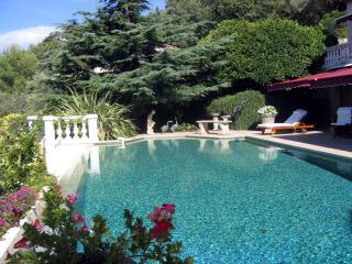Villa Seburga - Res. du Jardin, St-Paul-de-Vence