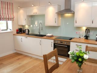 Open plan living/dining/kitchen area