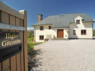 Higher Gitcombe  B&B - Blue Suite - near Dartm, Dartmouth