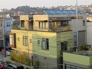 Fabulous, Modern 'Green' Mission Home - Wind & Sun Powered ~ RA135, San Francisco