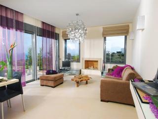 The Villa's Living Room Area