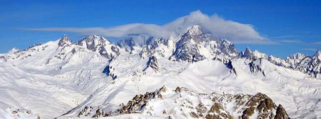 Wonderful mountain views