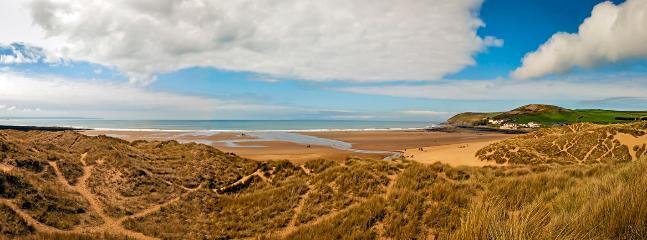 Croyde dunes