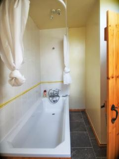 Tack Room - ensuite bathroom