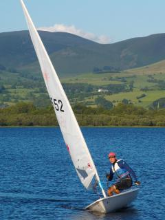 Watersports on Bassenthwaite Lake