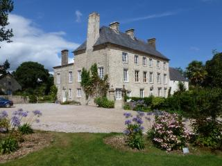 Manor house near d-day beaches