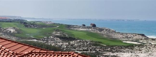 Panoramic Golf and Ocean Views