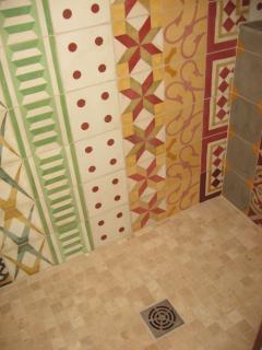 douche chambre de Paul