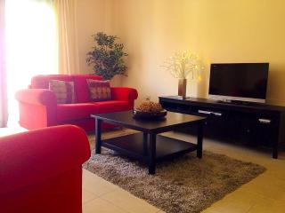 Comfortable lounge with wifi & UK TV channels