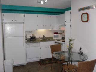 Kitchen & interior dining