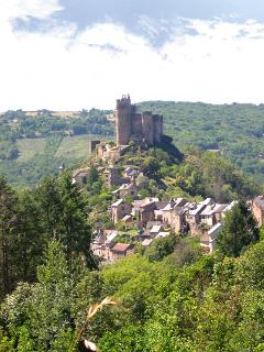 Najac - One of France's Prettiest Villages