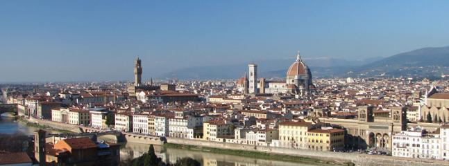 Florence, city of art - panorama