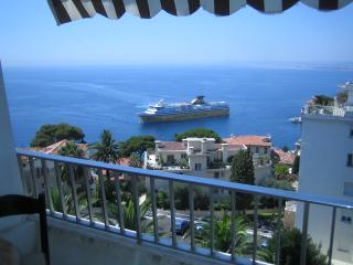 Lovely apartment with terrace and stunning sea view in Nice, sleeps 4, Niza