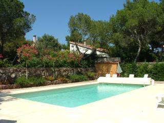 Delightful Provencal holiday villa, private pool, Boulouris