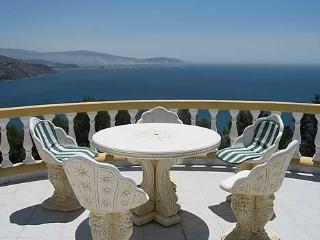 """Villa """"La Galera"""" fantastic sea views, WiFi, Almuñécar"""