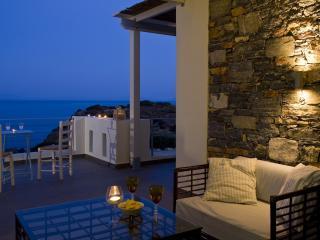 Beachfront villa Theseus, Ciudad de Naxos