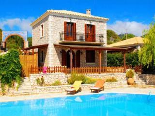 Villa in Lefkada, Greece, Vafkeri
