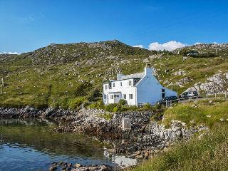 Tigh Na Mara. Detached Croft House, Isle of Harris