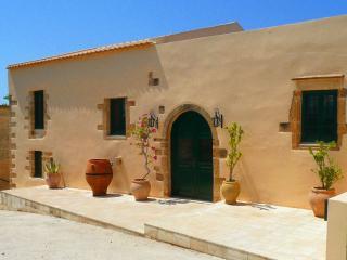 Venetian Olive Mill in Crete, Kolymbari
