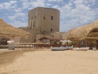 Pozzallo Cabrera's tower