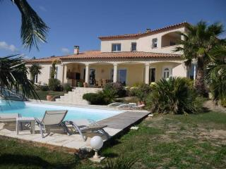 Narbonne luxury villa France with private pool