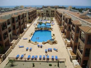 Royal Seacrest, ground floor 1 bed apartment. Paphos, Cyprus